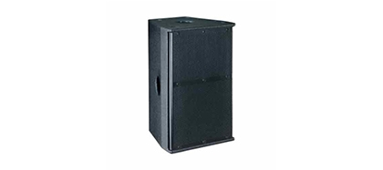 Sound effect depends on the combination of speaker amplifier and speaker